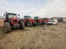 AGCO-RM поставила тракторы Massey Ferguson компании Азот-Агро для практического внедрения инновационных технологий в сельском хозяйстве