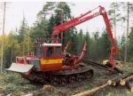 Машина лесопромышленная ТБ-1МА-15