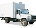 Изотермический фургон